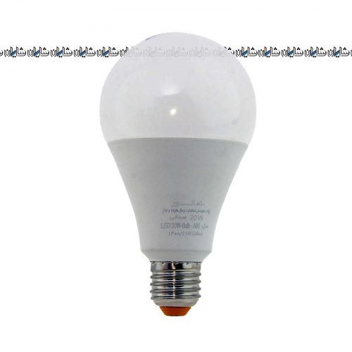 نمانور لامپ ال ای دی 20 وات حبابی