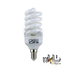 لامپ کم مصرف پیچی 15 وات آیلا