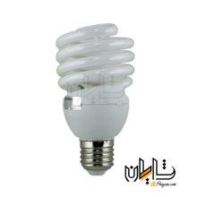 لامپ کم مصرف پیچی 25 وات بالاستیران